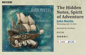 The Hidden Notes Review - Thejazzmann